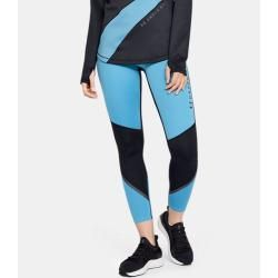Photo of Women's ColdGear® Armor leggings with graphic Under Armor