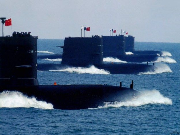 Armada Kapal Selam China akan Dua Kali Lipat Milik AS, Benarkah ?