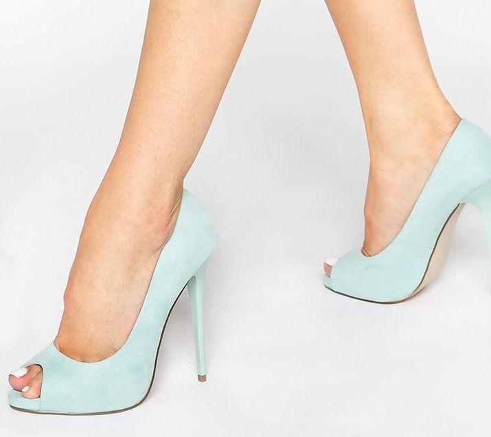 ASOS PENZANCE High Heels With Peep Toe