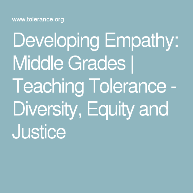 teaching tolerance lesson plans - 640×640
