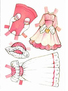 The Gingham Becky's Clothes 2 (Tea Party)