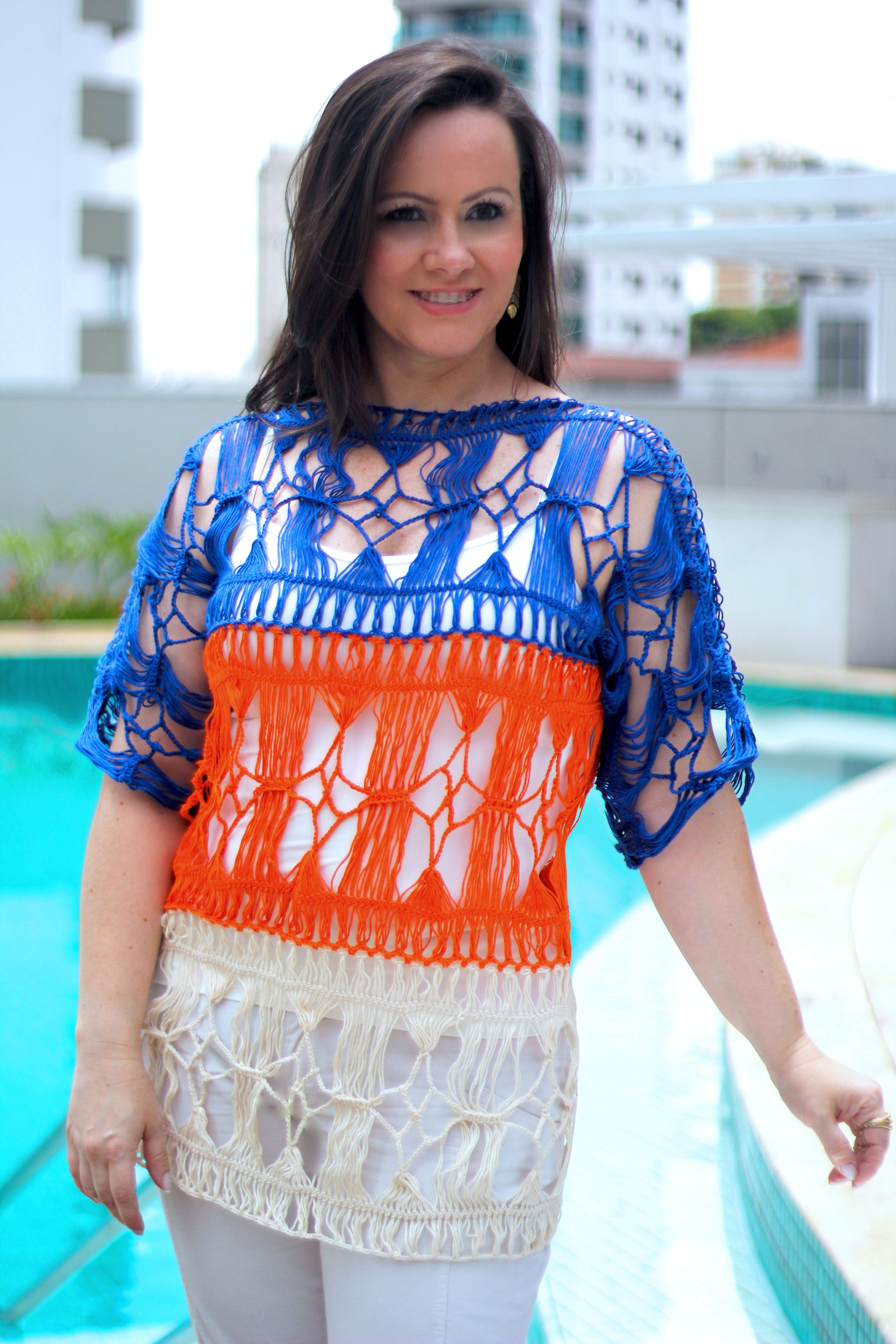 Crochê de grampo duplo Horquilla Hairpin lace | Hairpin Crochet ...