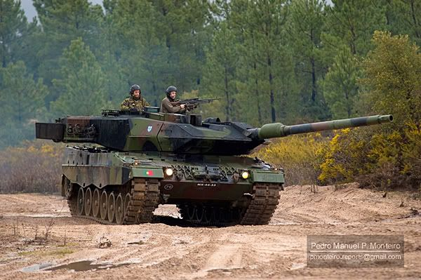 Tankograd 7022 - Vehicles of the Modern Portuguese Army