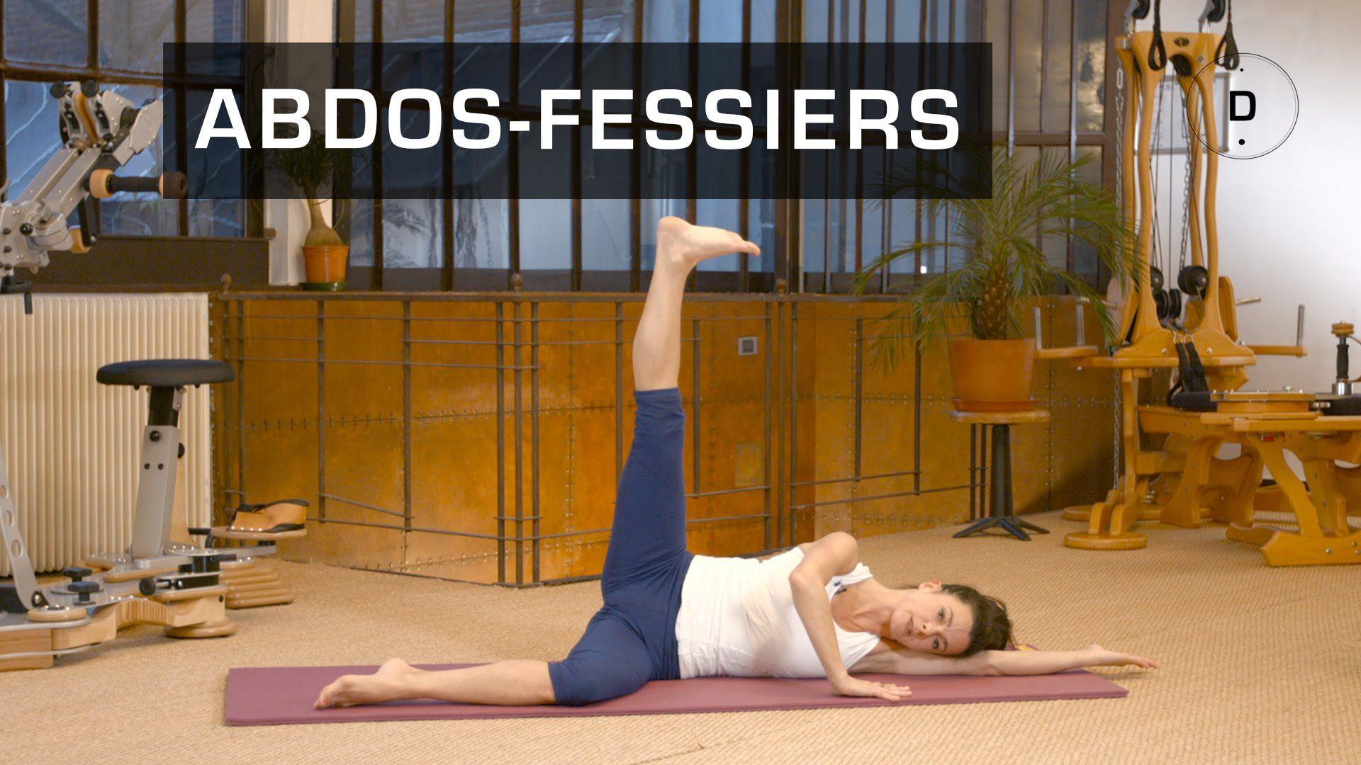 Pilates Master Class - Pilates Abdos/Fessiers | Abdos