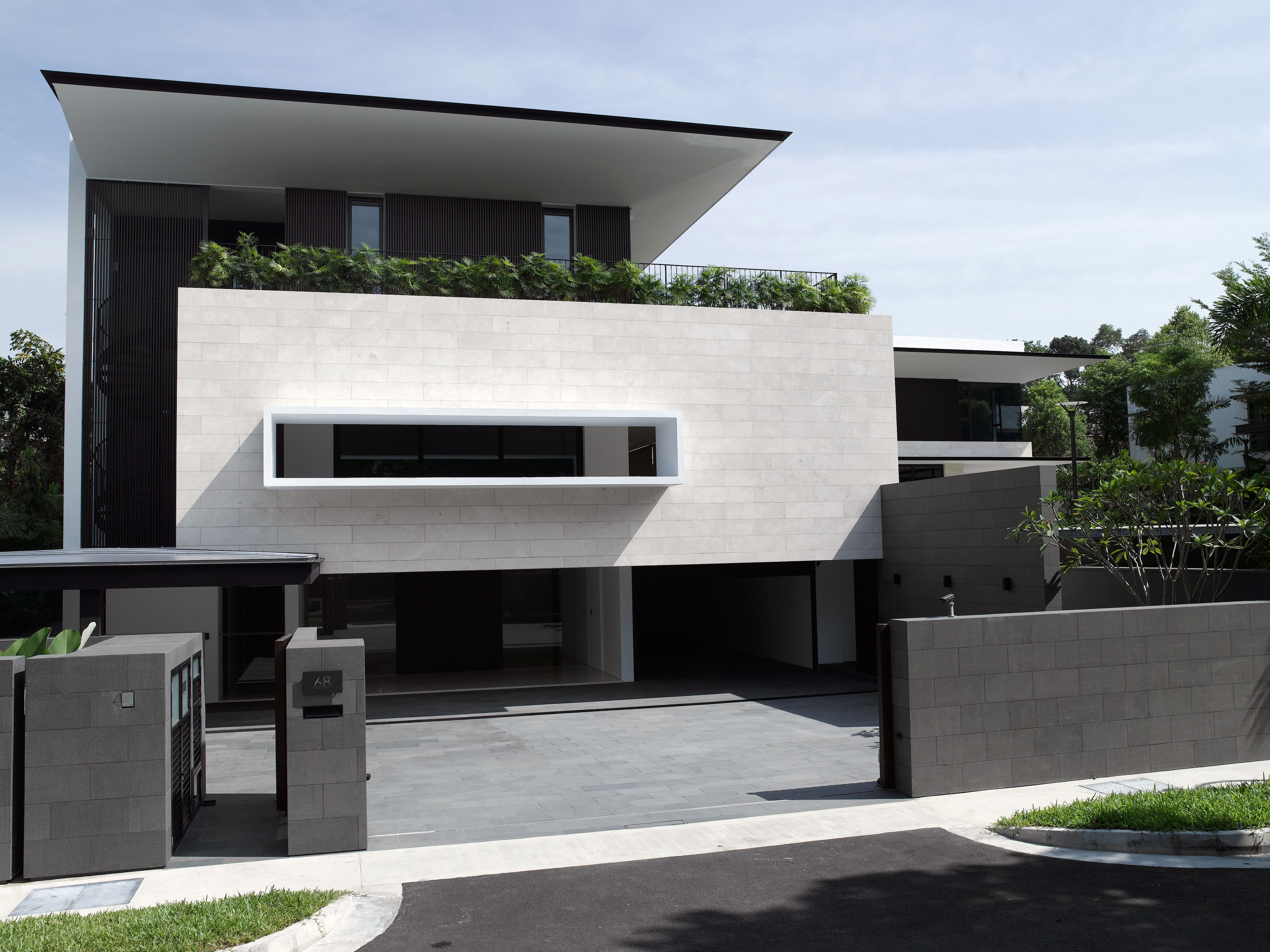 House Main Entrance Modern House Design