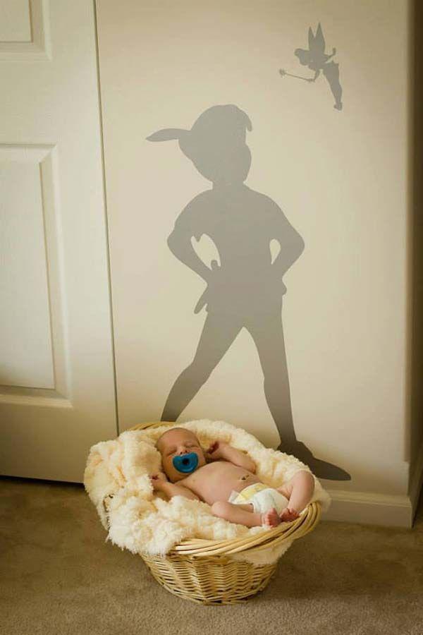 22 terrific diy ideas to decorate a baby nursery peter pans 22 terrific diy ideas to decorate a baby nursery solutioingenieria Choice Image