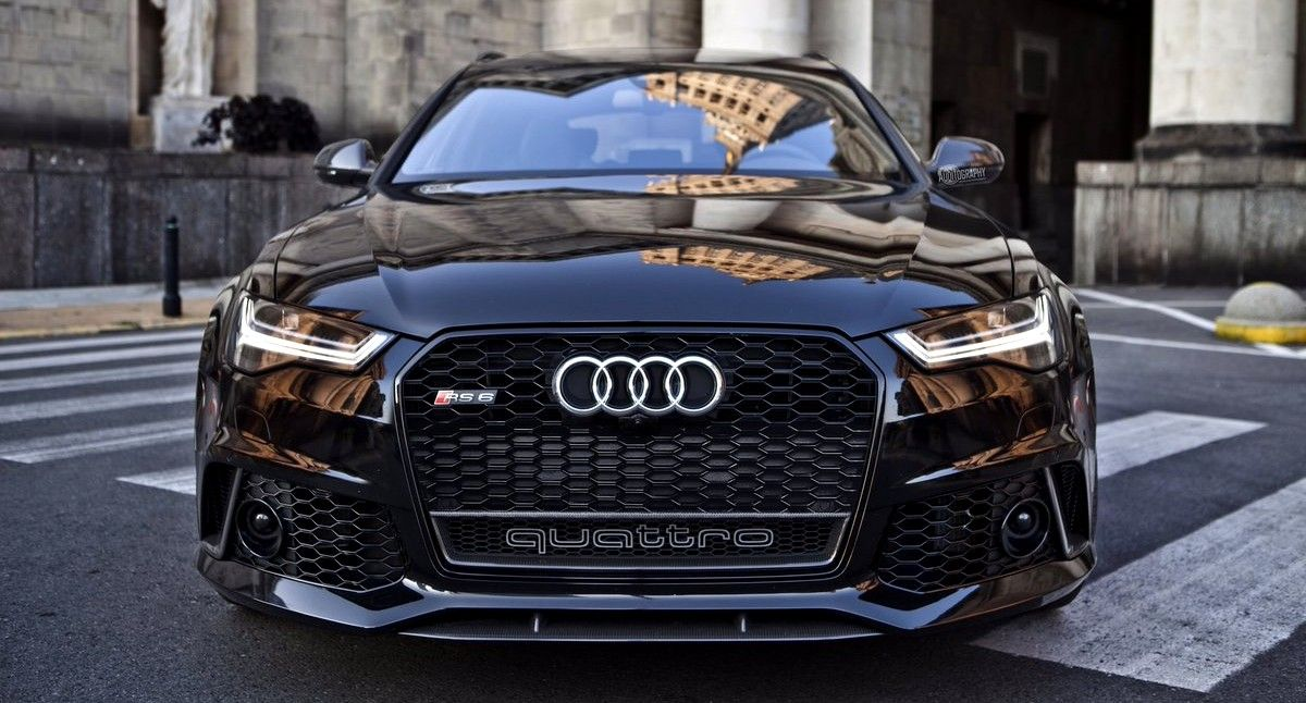 2017 audi rs6 performance blacked out 605hp audi. Black Bedroom Furniture Sets. Home Design Ideas