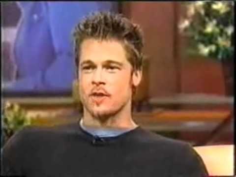 Brad Pitt on Oprah September 11-1998 Part 1