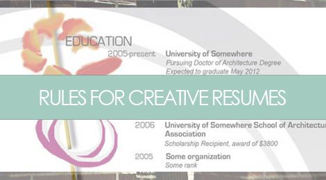 does a creative resume really make a difference los angeles