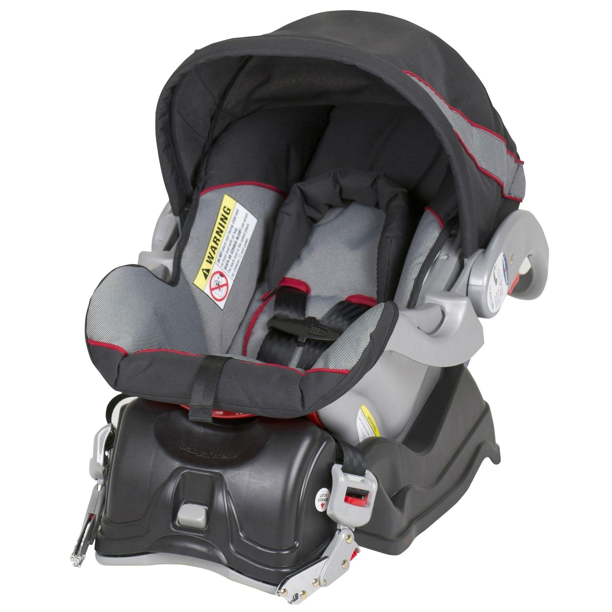 Baby Trend Flec Loc Infant Car Seat,30lb,Millenium | Car seats ...