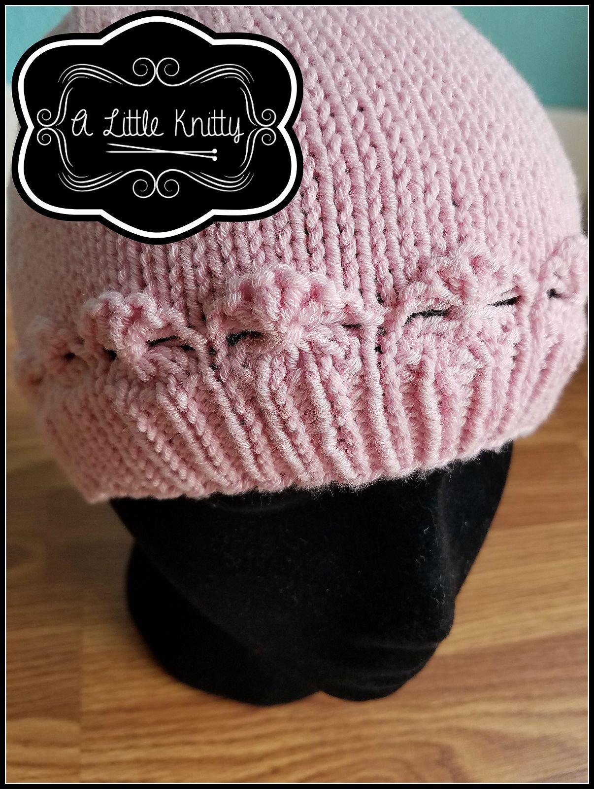 Ravelry: Karen Chemo Cap pattern by A Little Knitty ...