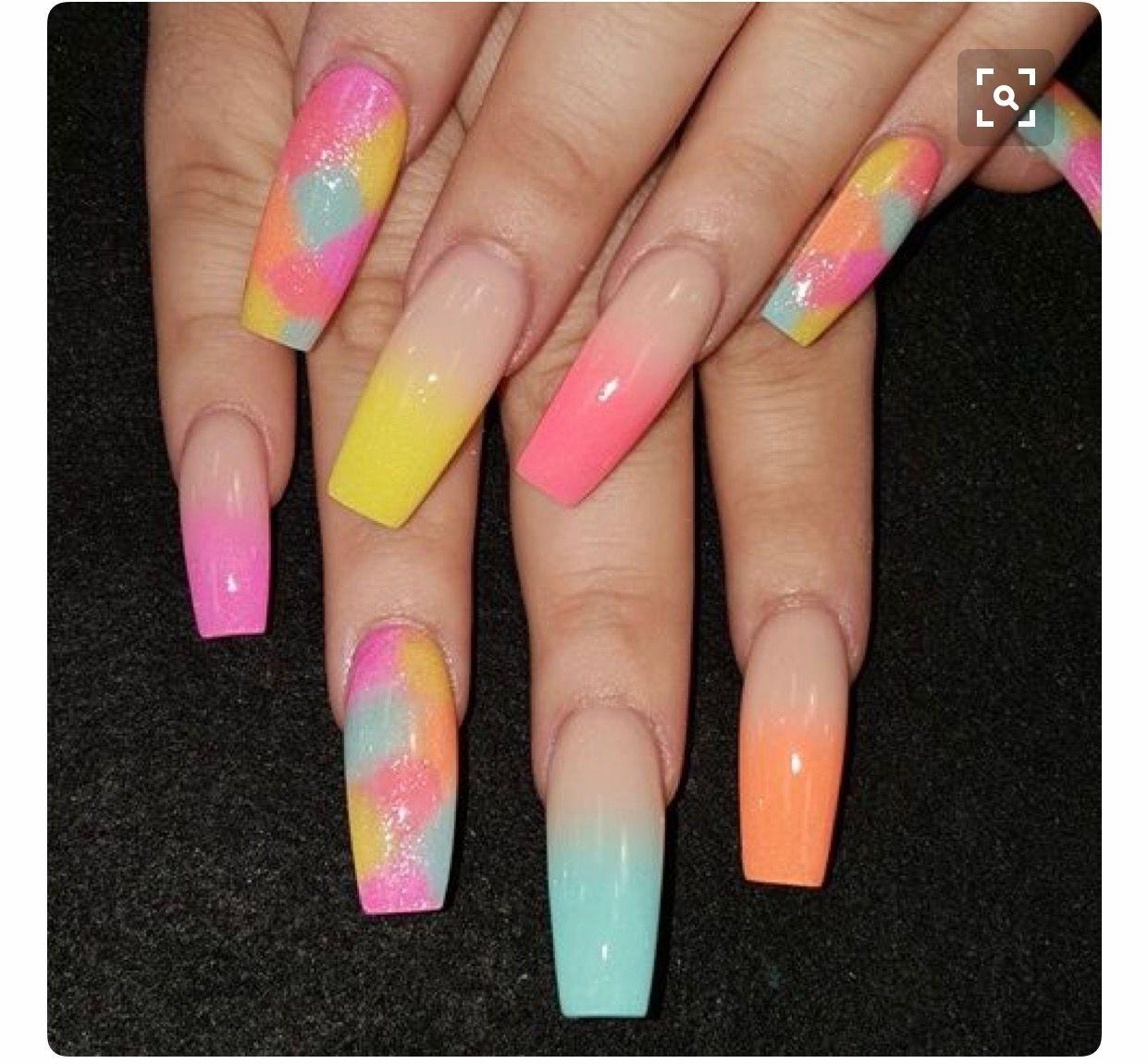 Pin by Niko Delarosa on Nails | Pinterest | Spring nails, Nail inspo ...