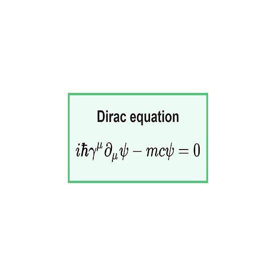 'Dirac equation #Dirac #equation #DiracEquation #Physics