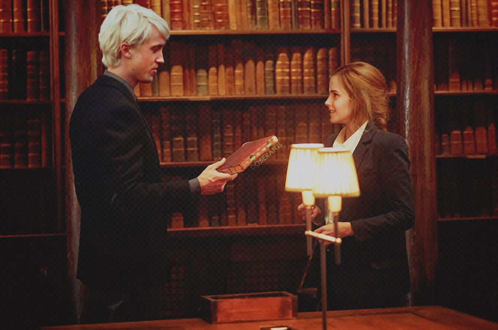 Dramione manip Love Harry Potter Fanfiction? Check out our Harry ...