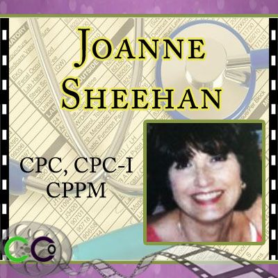Medical Coder Interview Joanne Sheehan. She will have written her ...