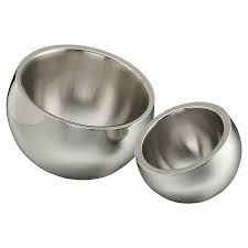 Image result for Stainless Steel Snack Cup