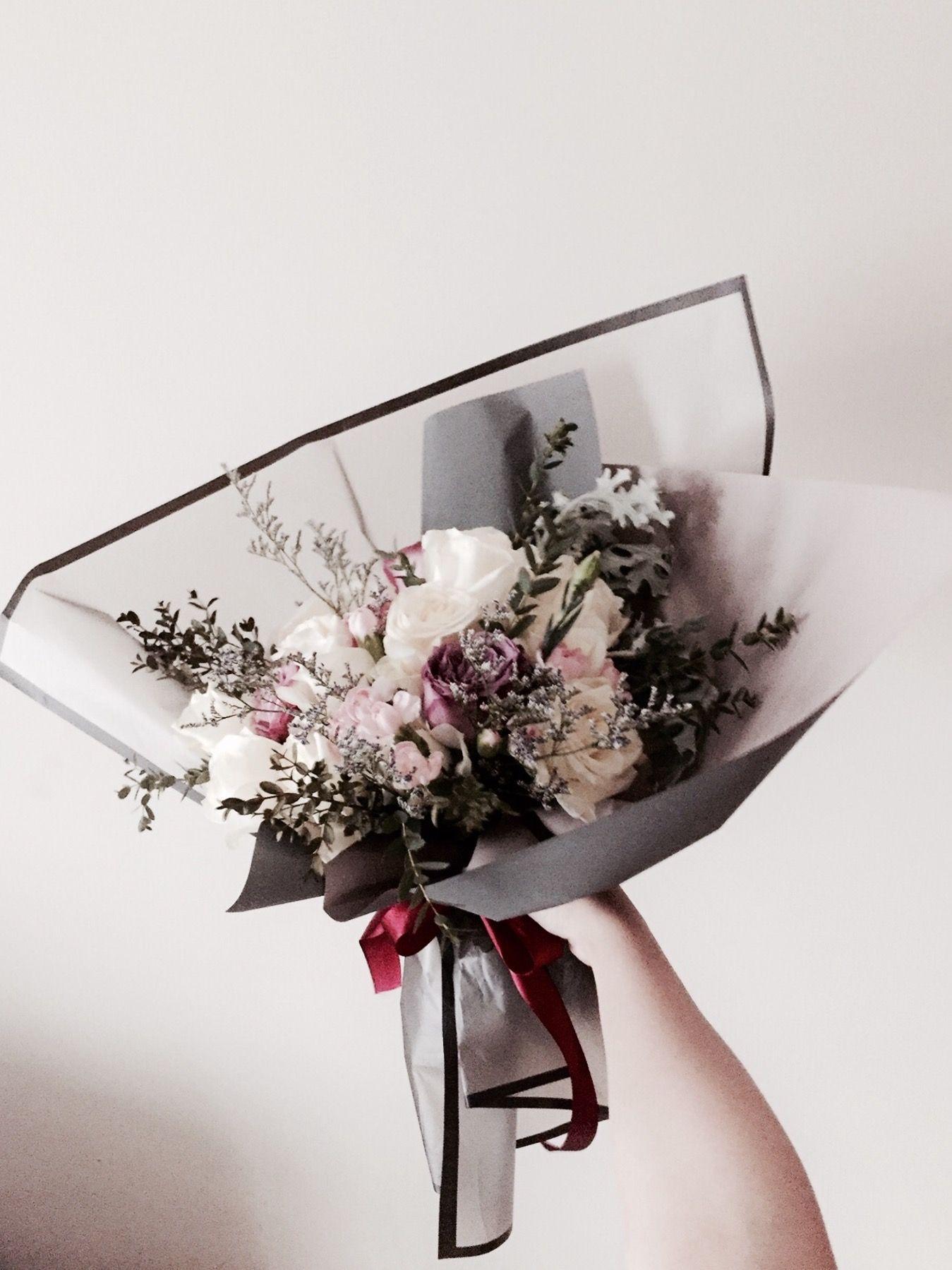Rustic Korean Bouquet Made By Jane Andreas Flower Arrangement