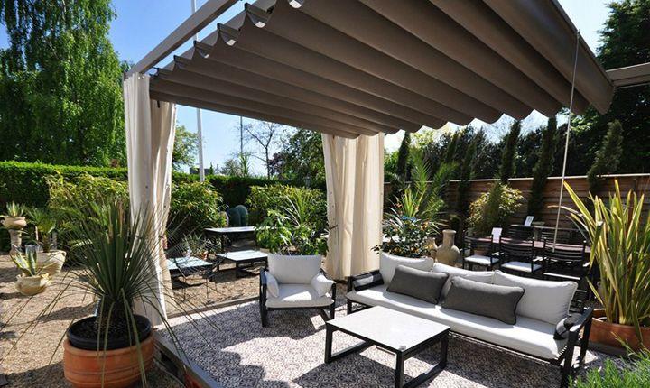 Awesome Gazebo Da Terrazza Ideas - Modern Home Design - orangetech.us