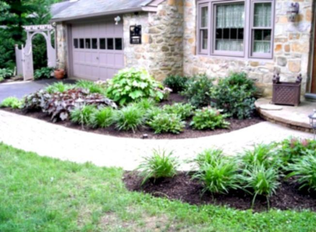 Landscaping Ideas For Front Entrance Of House (Landscaping Ideas For Front Entrance Of House) design ideas and photos #hoflandschaften