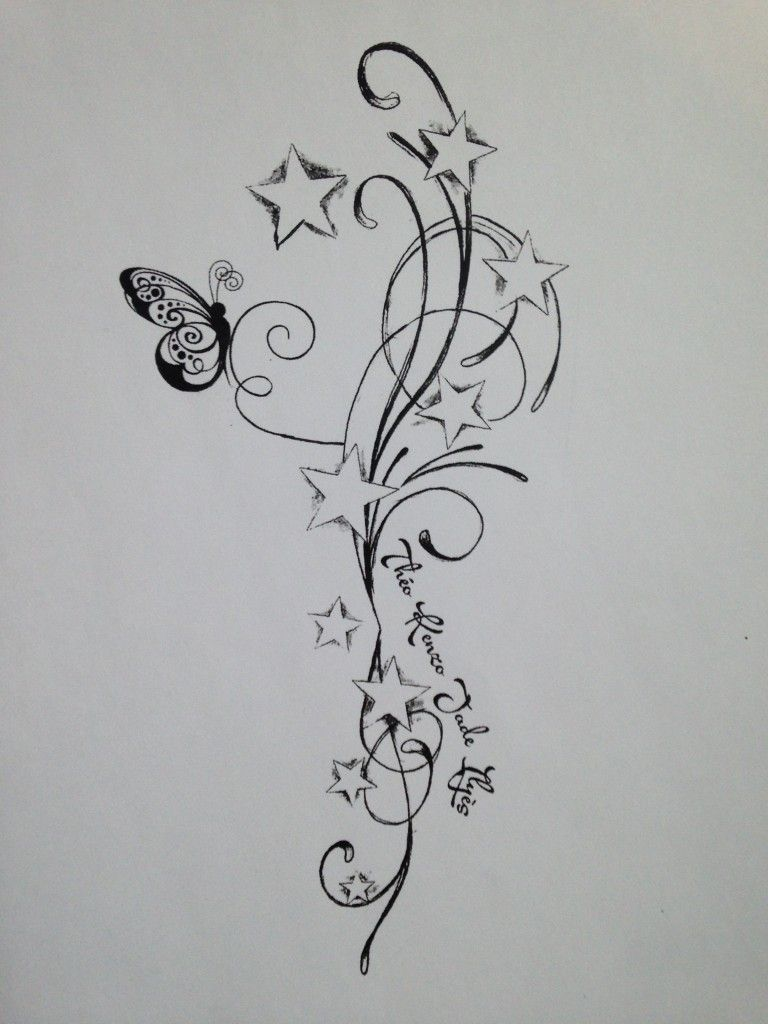 Dessin tatouage tatoo pinterest arabesque - Tatouage femme dos arabesque ...