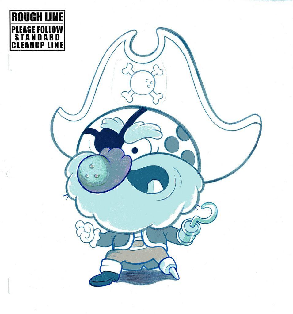 https://flic.kr/p/oFGyQS   LIlliputtian_Head_Pirate   New Episode of Gravity Falls tonight on Disney XD