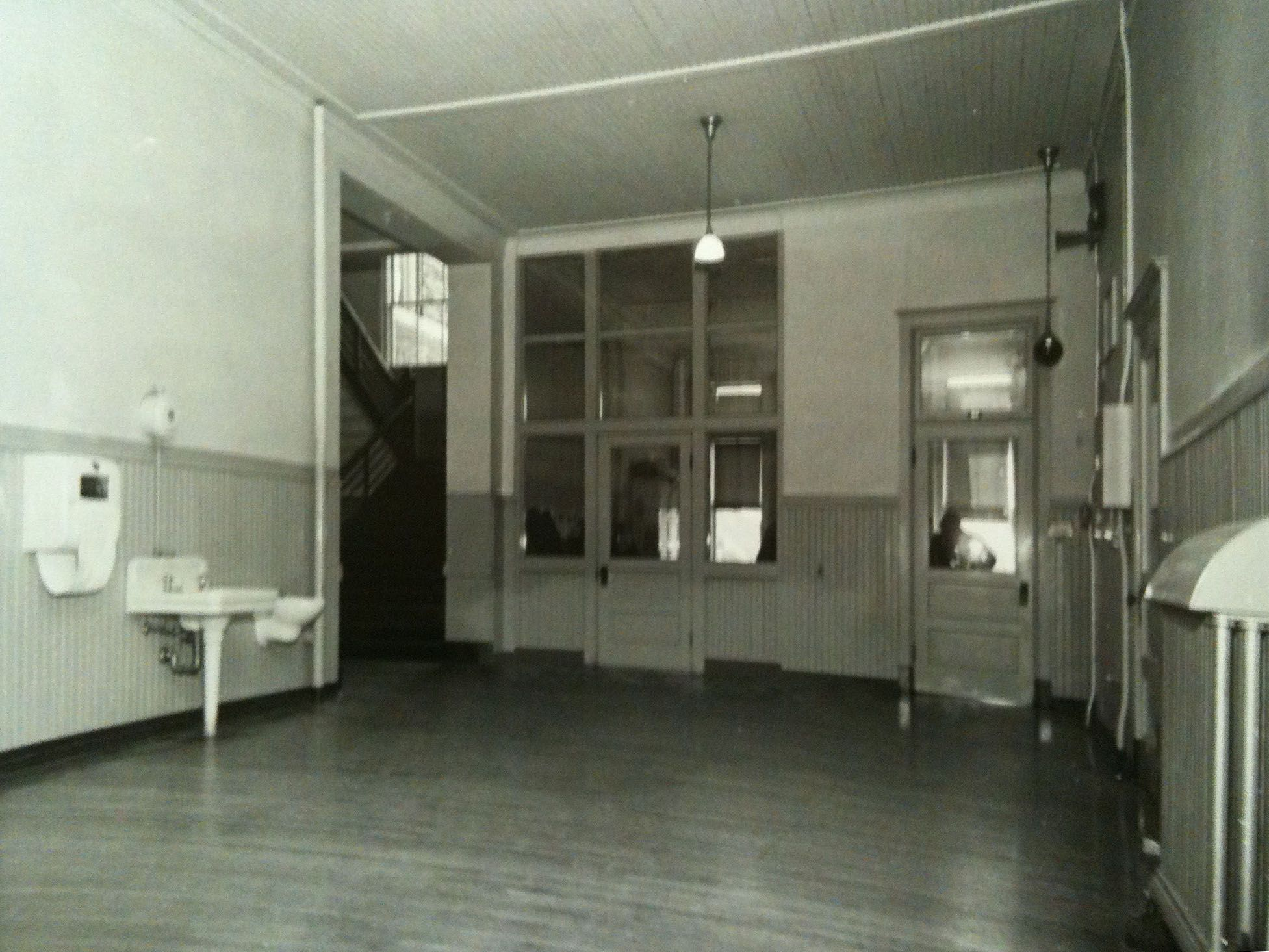 21st Street School Interior 1965 Milwaukee
