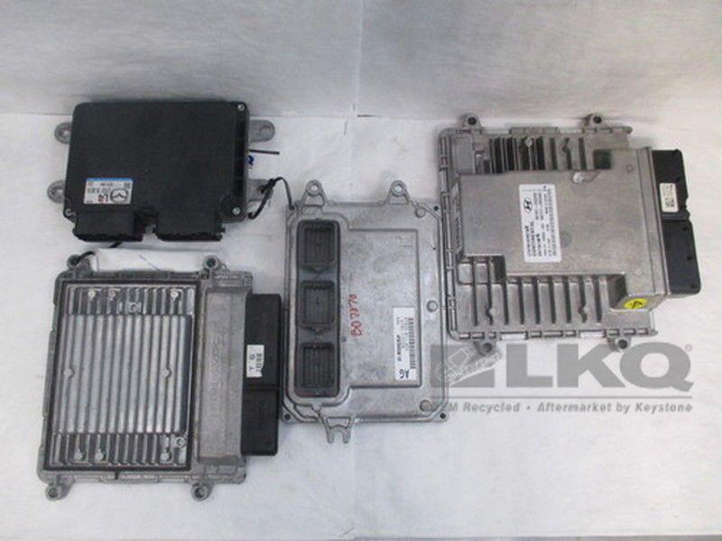 2014 challenger engine computer module ecu ecm pcm oem 23k miles