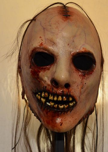 horror masks - Bloody Halloween Masks
