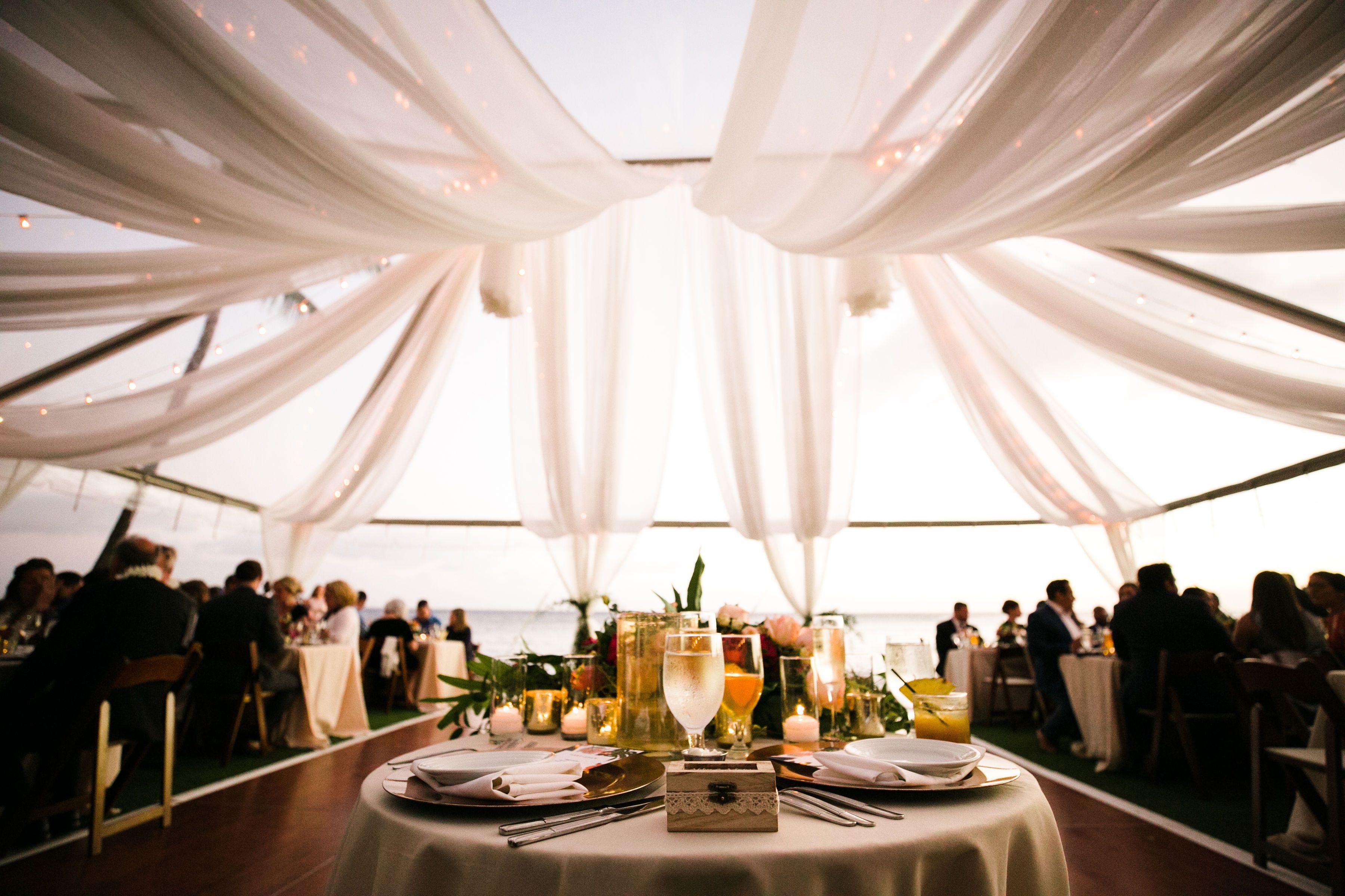We Know How To Throw A Party At The Beach House Kauai Wedding