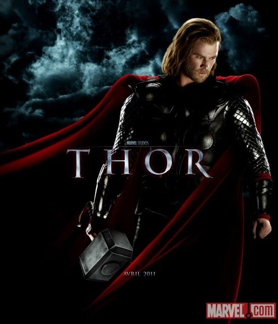 You are no match for the mighty Thor!