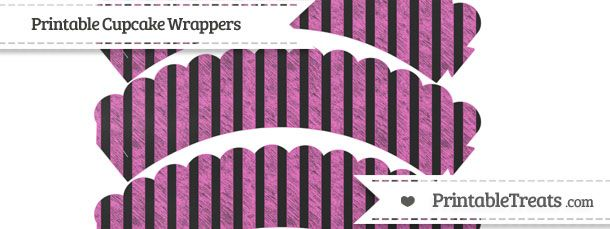 free-rose-pink-striped-pattern-chalk-style-scalloped-cupcake-wrappers-to-print