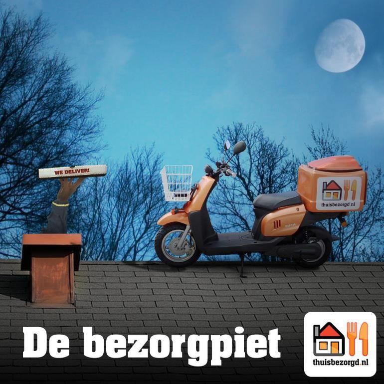 Sinterklaas - Thuisbezorgd.nl