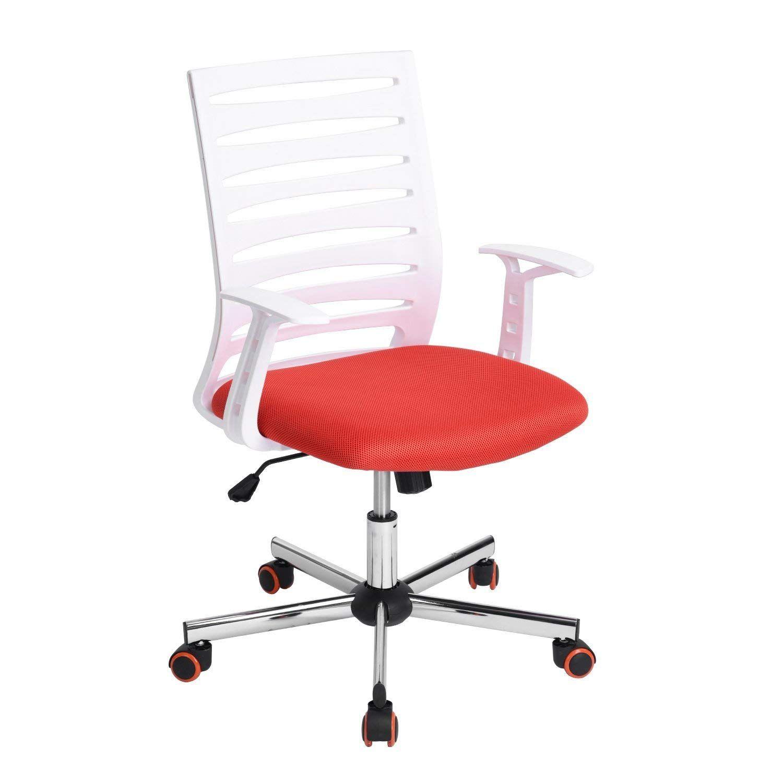 amazon com aingoo home office chairs swivel adjustable mid back rh pinterest com