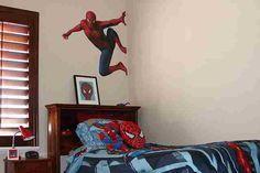 spiderman bedroom decorating ideas ideas for spider man bedroom in rh pinterest com