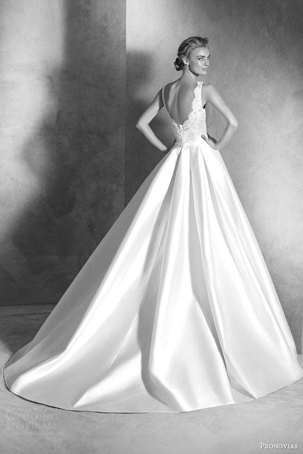 Atelier pronovias 2016 haute couture wedding dresses for A princess bride couture bridal salon