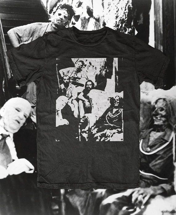 4de4df62 Texas Chainsaw Massacre tshirt american apparel by commonstitch, $15.99