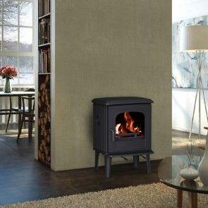 Dru 55 Cb Wood Burning Stove Fireplace Small Wood Burning