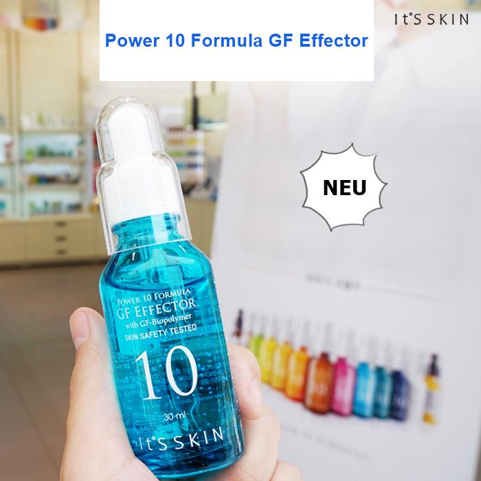 Entdecke den Feuchtigkeits-Booster für deine Haut: *Power 10 Formula GF Effector* von IT'S SKIN: https://www.seemyskin.de/hautpflege/essence/82/it-s-skin-power-10-formula-gf-effector #seemyskin #itsskin #itsskindeutschland #itsskinofficial #essence #ampulle #power10formula #power10 #GFeffector #koreanischehautpflege #kbeautyblogger #koreanischekosmetik #kosmetik #beauty #kbeauty #skincareroutine #hautpflegeroutine #koreanskincare #koreanbeauty #skincare #koreancosmetics #asiatischekosmetik