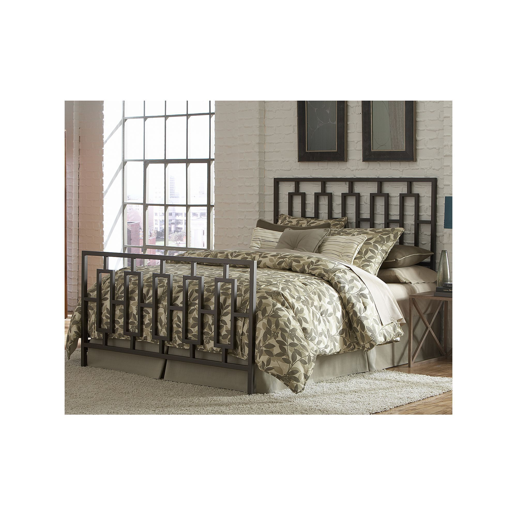 Miami Full Bed Bed Styling Adjustable Beds Brown Headboard