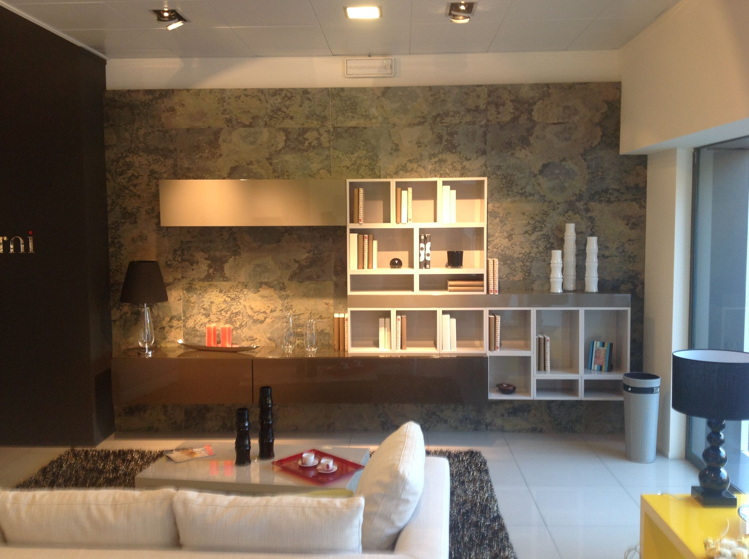 Slate Veneer Stone Tile Wall Covering, Stone Feature Wall In