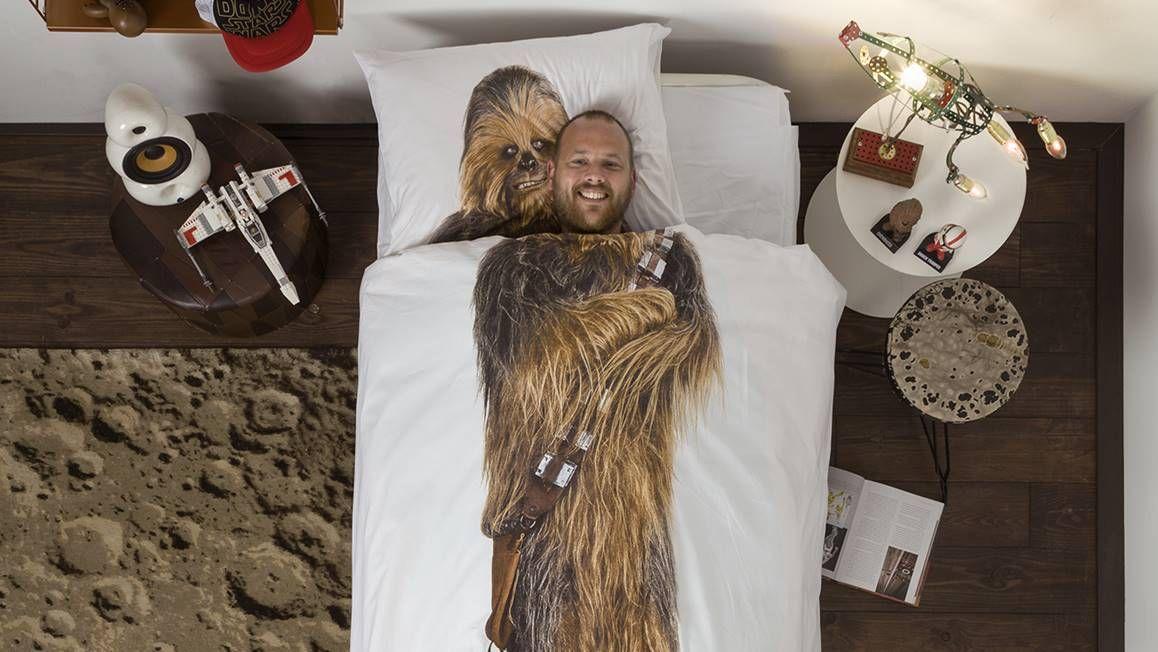 #SNURK Chewbacca dekbedovertrek: ook voor grote Star Wars fans!