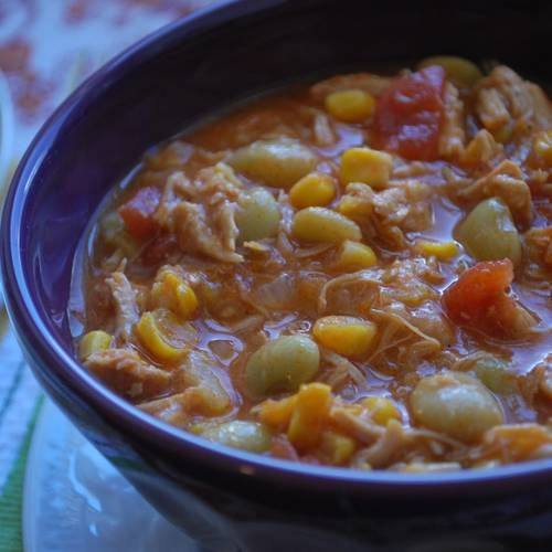 Brunswick Stew, Soup Recipes