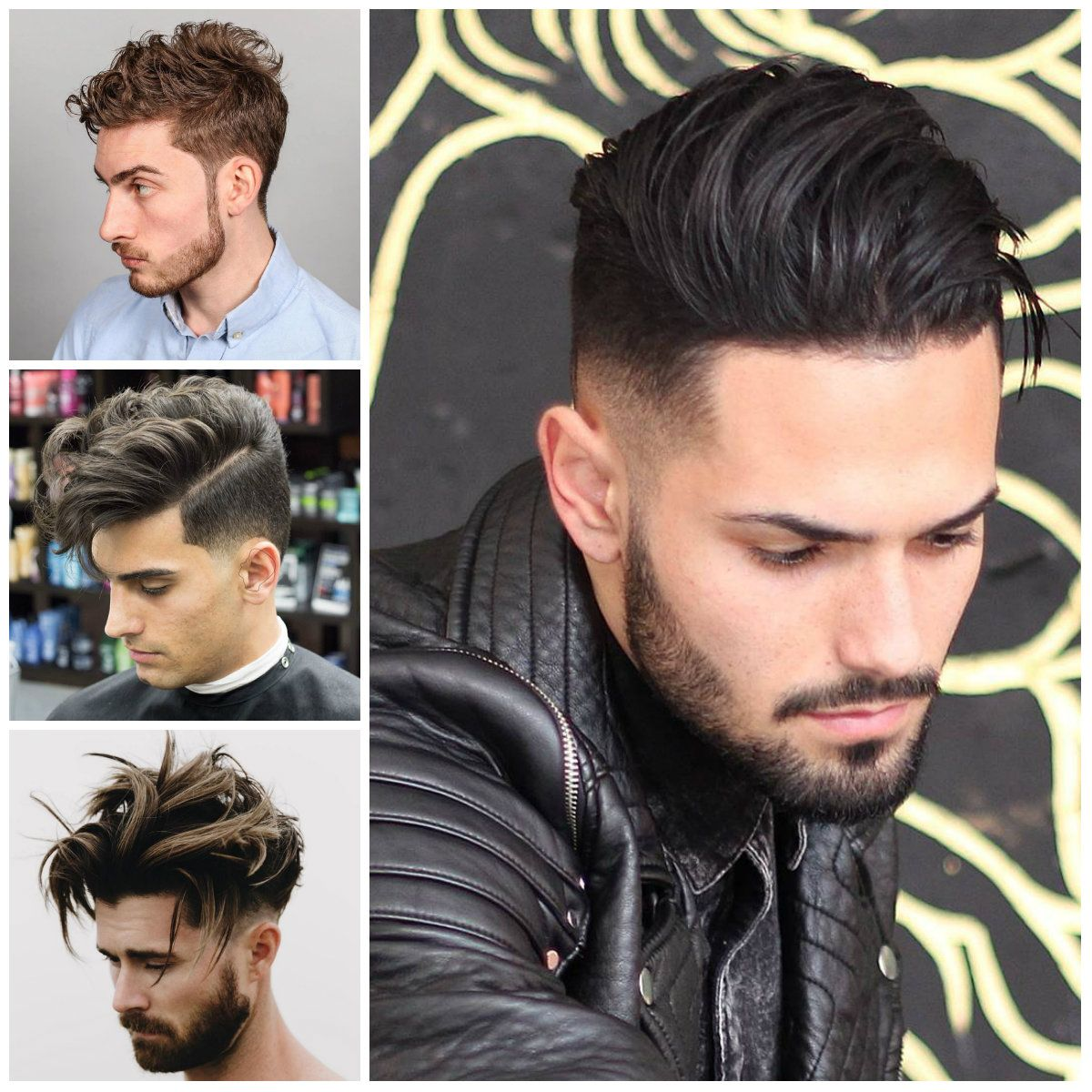 Medium hairstyles for men for hairstyles and haircuts