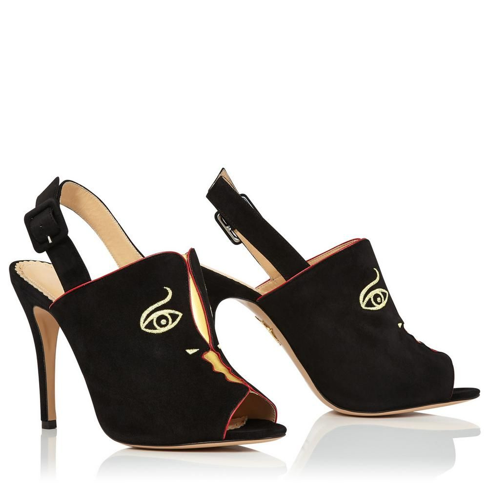 FACE TO FACE - Charlotte Olympia - EUR - Pre Fall 2015