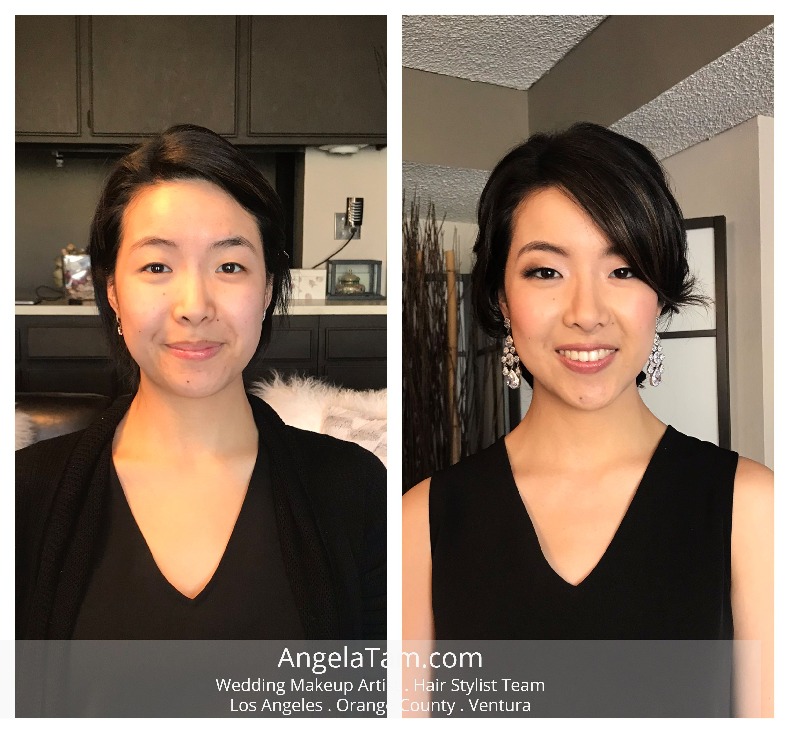 beautiful soft dewy asian bridal makeup by angela tam