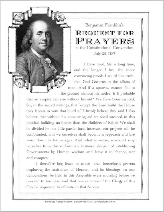 Ben Franklin Had The Right Idea Constitutional Convention American History Homeschool Benjamin Franklin