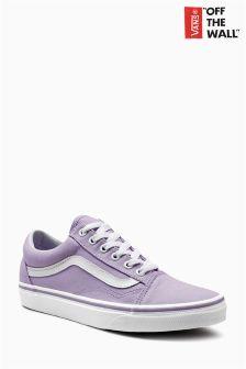 Vans Purple Old Skool  e6ab90bfcc