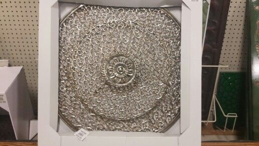 Wall Decor, Metal, from At Home