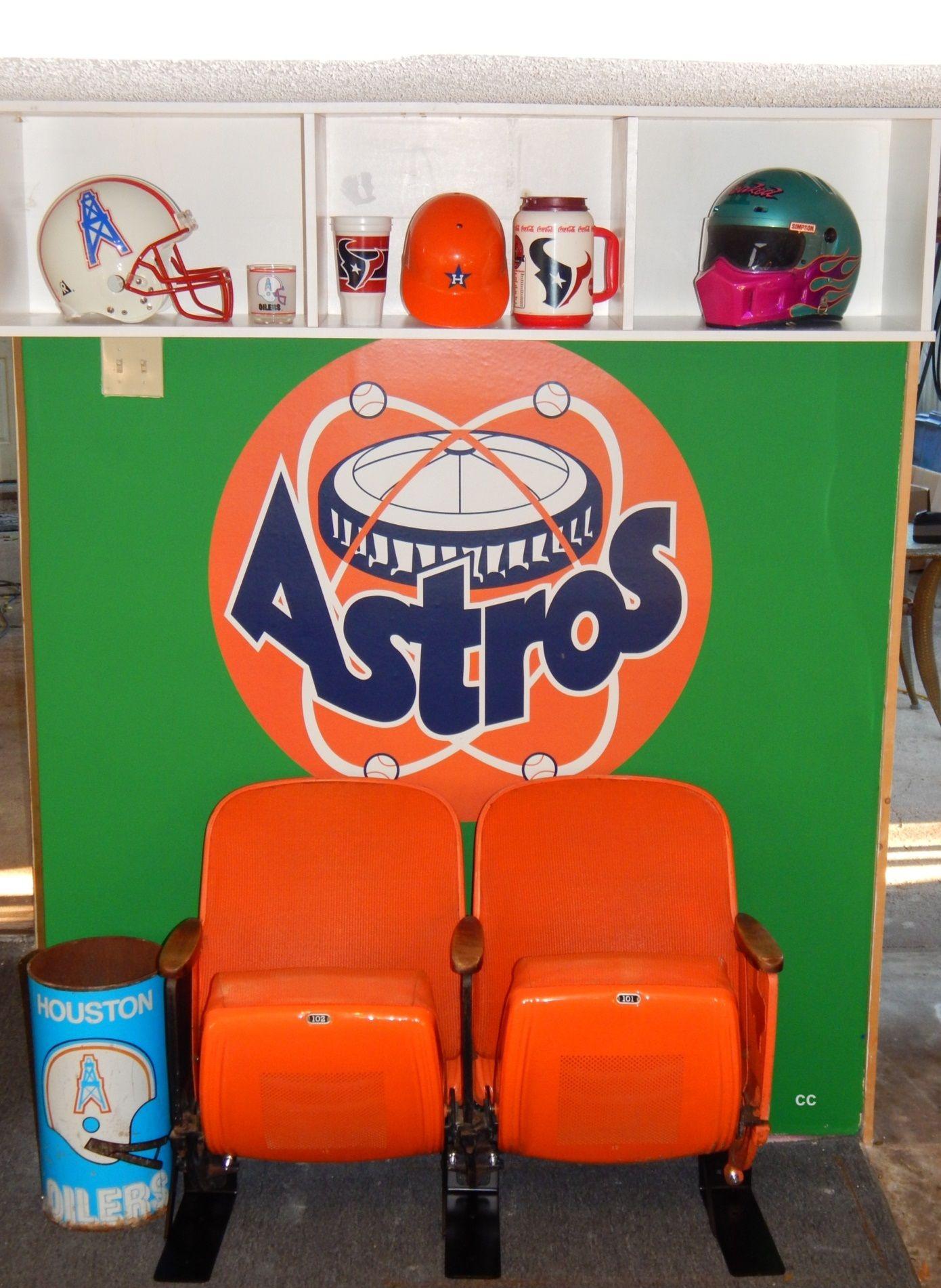 Houston Astros Astrodome Houston Astros Man Cave Houston Astros