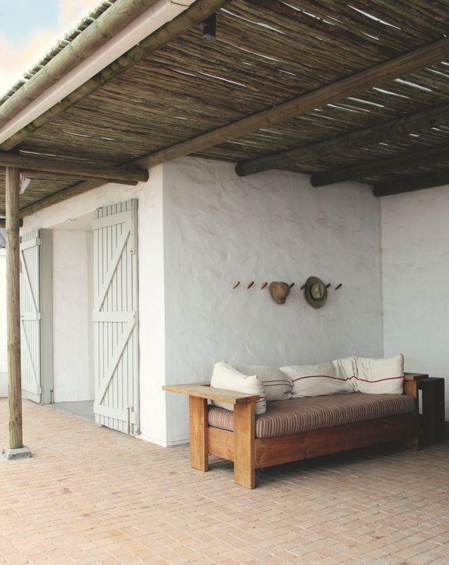 Maison design  Bois, Mer Pergolas, Interiors and House - terrasse pave et bois